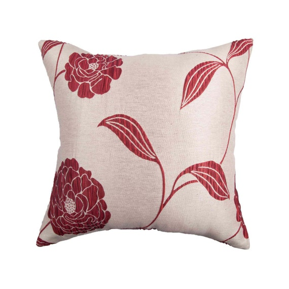Cushion Covers: Custom Size and Shape Three Styles by SpiffySpools