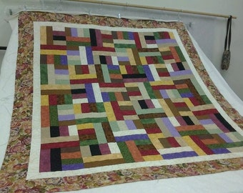 Harmony Quilted Throw