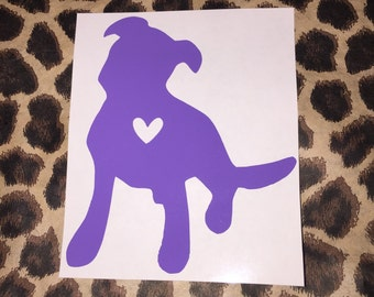 Any dog car decal
