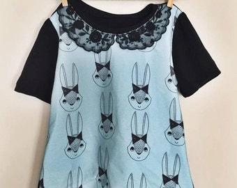 Jersey rabbit vintage, Vintage Bunny Shirt