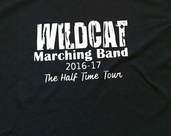 Wildcat tee shirts