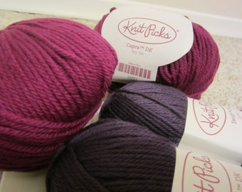 Spots Cowl Kit by Knit Picks