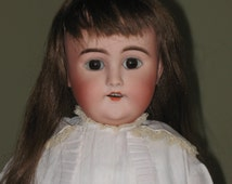 """B. I. & Co. My Sweet Heart child doll Antique 19"""" Vintage Sweetheart"""