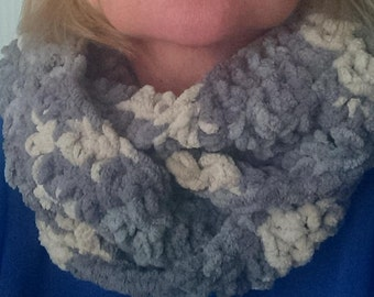 hand made crocheted scarves