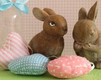 Easter, bunnies