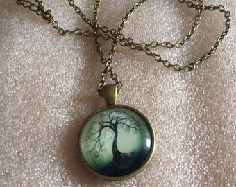 Unisex Accessories NECKLACE Locket Tree Life