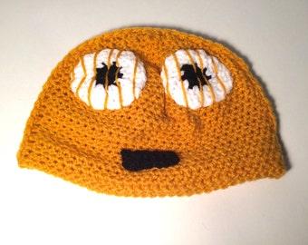 Similar to Star Wars C3PO crochet hat