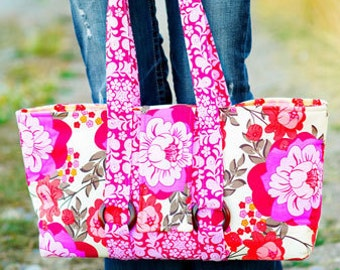 Journey Bag, a Kati Cupcake pattern