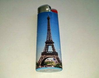 The Eiffel Tower Custom Lighter