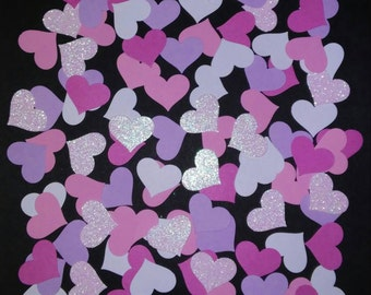100 Hearts - Perfect Pinks - Paper