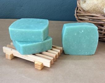 Peaceful Garden Coconut Cream Soap