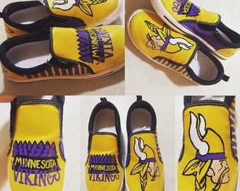Men's Minnesota Vikings Shoes