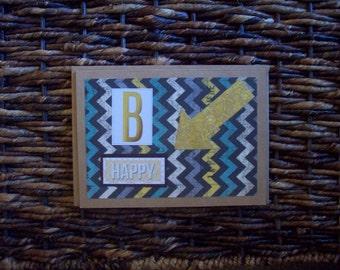 B Happy Card
