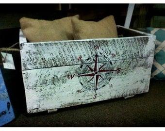 Nautical Star Crate