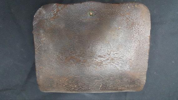 Original U.S. Civil War 1864 Leather Cartridge Box