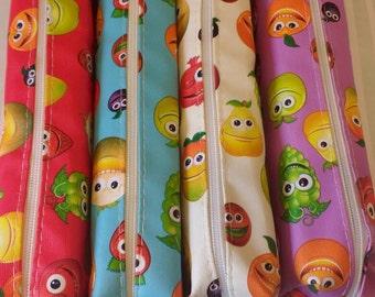 Cute fruit pencil case