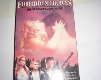 Forbidden Choices VHS