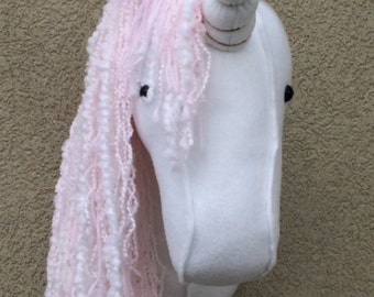 Pale Pink Unicorn