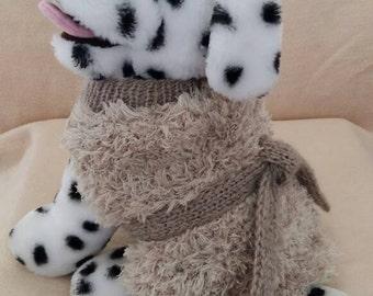 Knitted coat. Gr.S