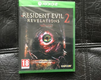 Resident Evil 2 Xbox one new and sealed