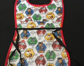 Children's Travel Apron