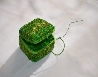 Abaca Small Gift Box