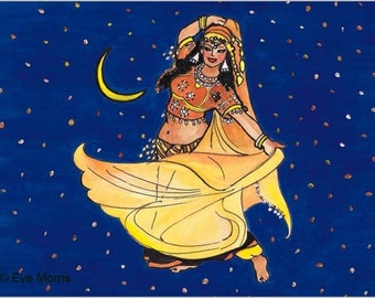 Moon Dancer.