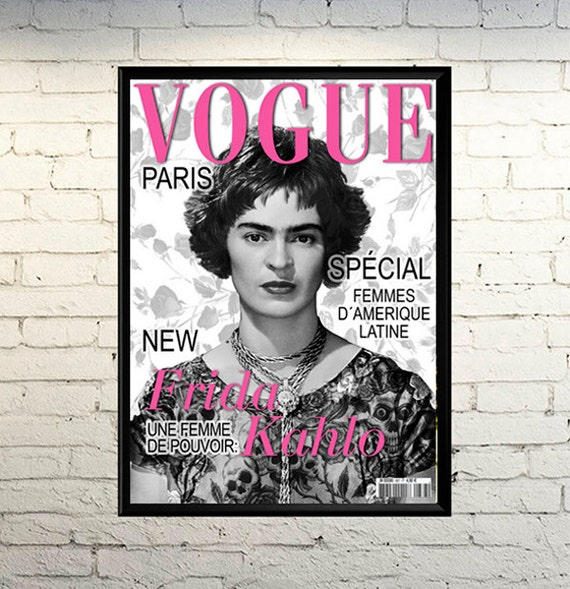 Frida Vogue Frida Post...