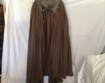 Game of Thrones Male cloak,
