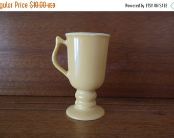 20% OFF Hall Yellow Footed Mug #1272