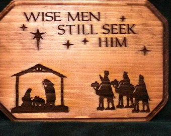 Nativity - Wise Men