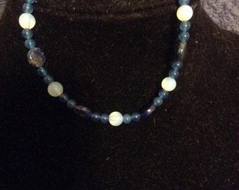 Lapis moon Bracelet