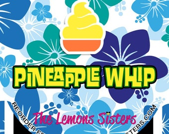 Disney Inspired Pineapple Whip 16oz Candle