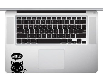 Cute kitten Decal