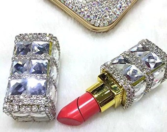 Gorgeous Bling Bling Fashion Jewelry Accessory Camouflage Cigarette Lighter Fire Starter