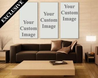Photo to Canvas / Custom Canvas Print / Canvas Quote / Custom Photo Print on Canvas / Print on Demand / Your Photo on Canvas