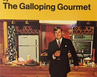 The Galloping Gourmey, Graham Kerr Cookbook