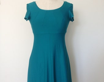 Stretch jersey polyester dress