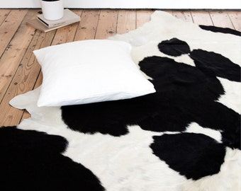 Cowhide Monochrome / Black & White Tones / The Mare