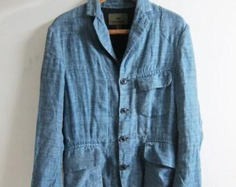 Nigel Cabourn Linen Jacket