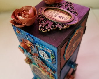 Hocus Pocus Storage Box, #S216-4