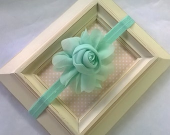 Mint Anyone - Infant/Toddler Headband