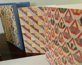 Quilt Print Cards-total of 24 cards