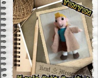tintin crochet tutorial