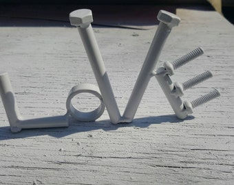 Metal Art - Love