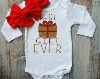 First Christmas, Onesie, Baby girl clothes, Baby boy clothes, Baby girl, Baby boy, Baby, Onesies, Baby girl onesie, Baby boy onesie, Cute