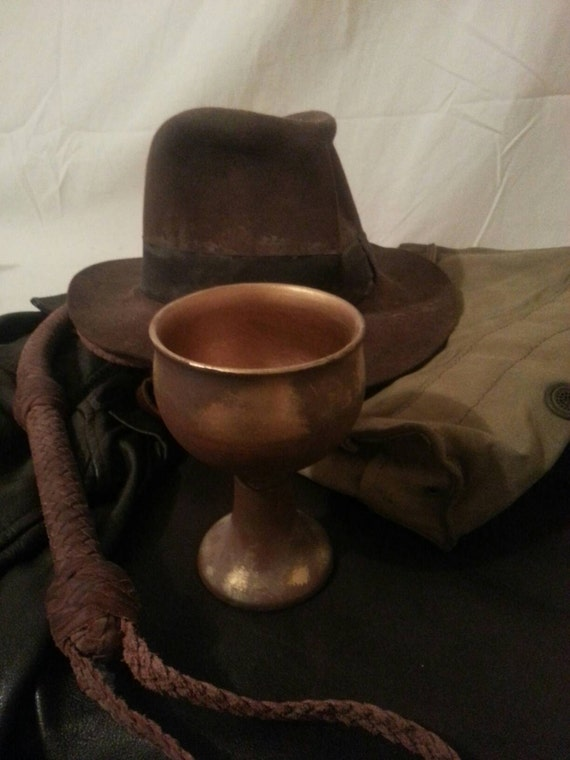 Indiana Jones Style Holy Grail By FanbiltProps On Etsy