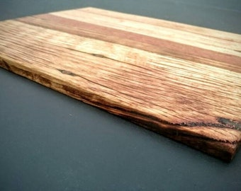 Rustic paddle / bread board