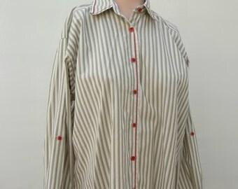 Classic Koret City Blues roll sleeve shirt