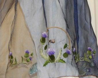 Custom Renaissance Veils/Medieval headpiece
